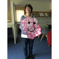 Mrs. Croxford, you are looking very MESSY today!