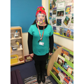 Mrs. Pattinson is a VERY Hungry Caterpillar!!
