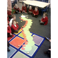 Dicovering the Hungry Caterpillar!