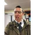 Mrs. Collins is Miss Trunchbull- watch out or she'll put you in the chokey!