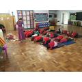 We really enjoyed the mindfulness.