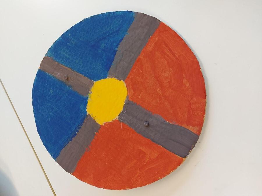 Sam H's Shield