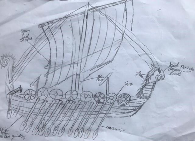 Joe's Viking Ship