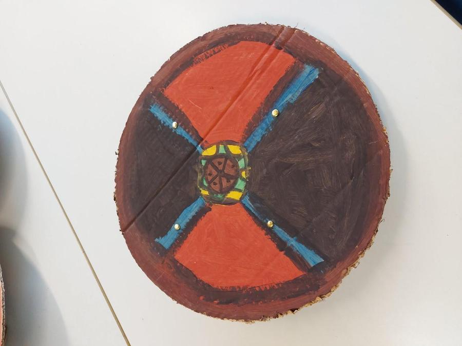 Isla M's Shield