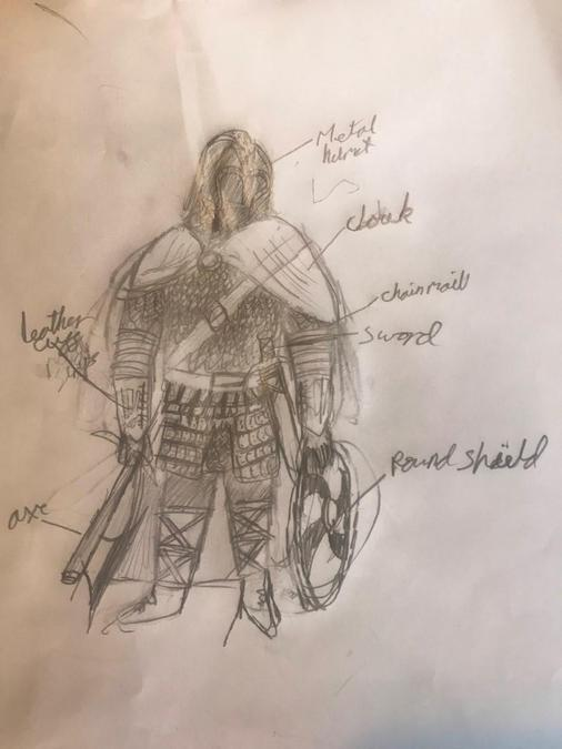 Joe's Warrior