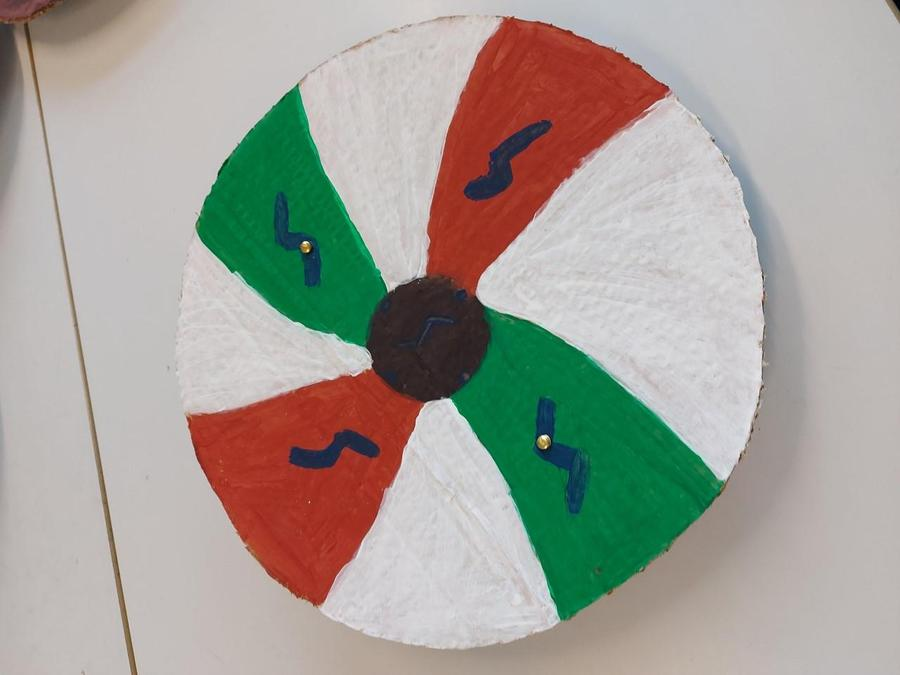Isla A's Shield