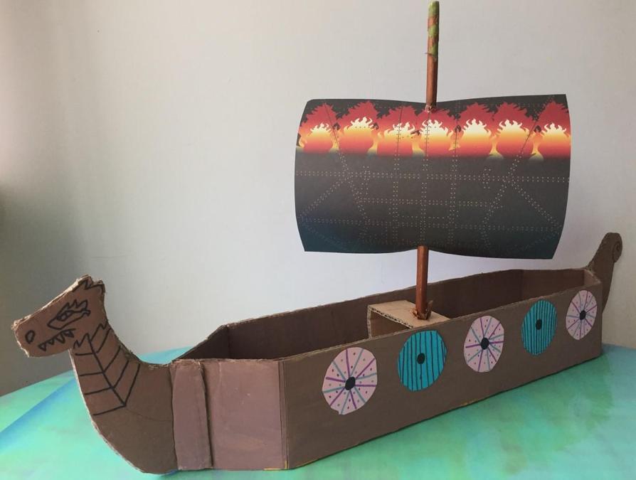 Grace's Longboat