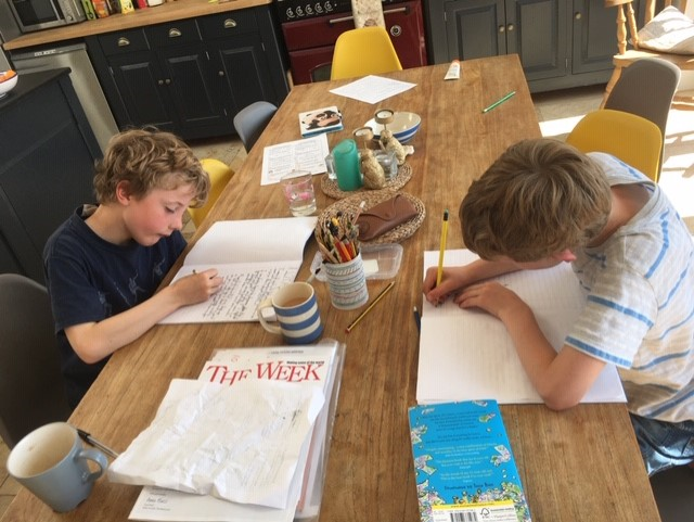 Busy Writers