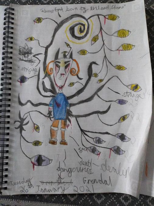 Summer's Interpretation Grendel