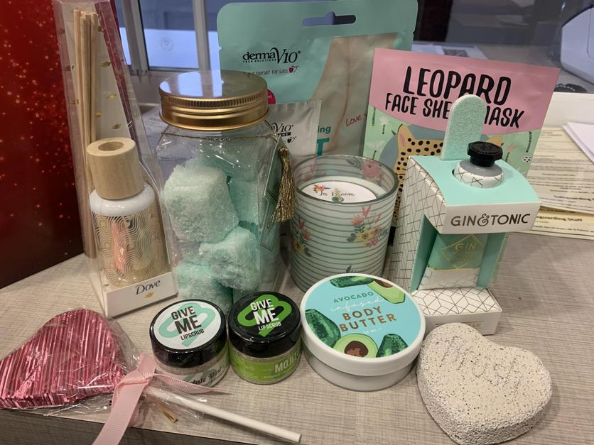 Green Pamper Hamper