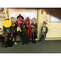 We had great fun at our after school Halloween Tea Party and Disco!