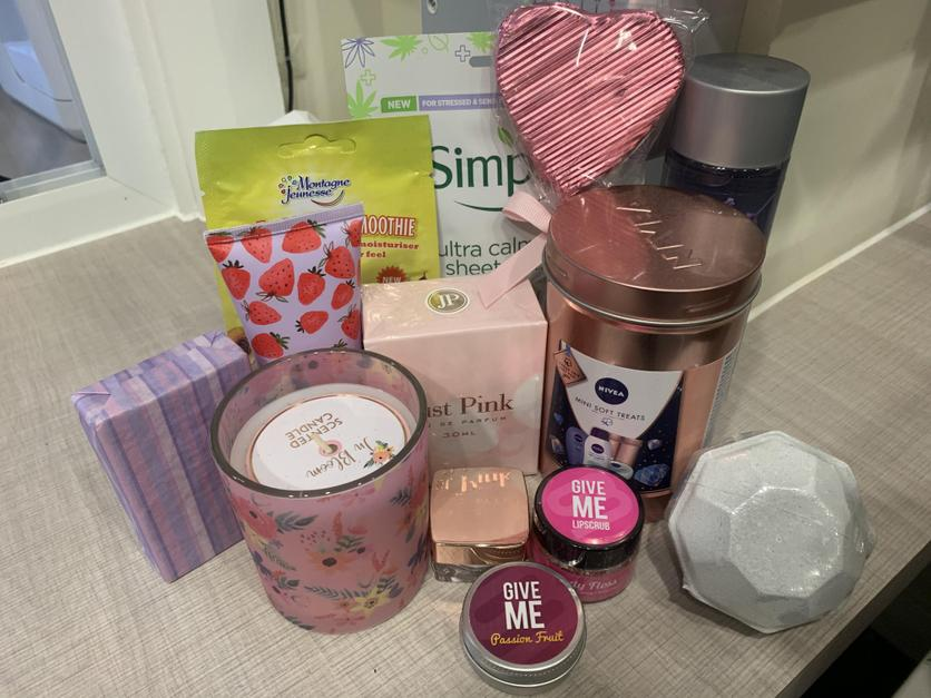 Pink Pamper Hamper