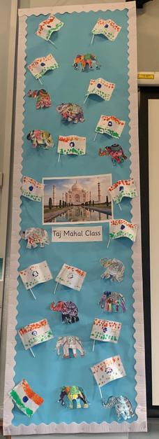 Taj Mahal Class