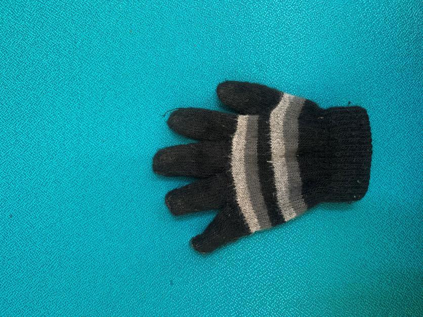 Stripy Glove