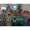 Class 8 - World Book Day