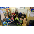 Class 2 - World Book Day