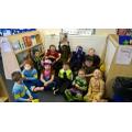 Class 2 - World Book Day
