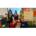 Class 12 - World Book Day