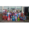 Class 6 - World Book Day