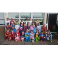Class 6 - World Book Day