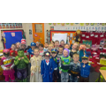 Class 4 - World Book Day
