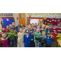 Class 4 - World Book Day