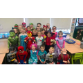 Class 3 - World Book Day