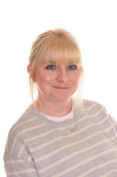 Miss Outram - Nursery Teacher