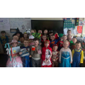 Class 5 - World Book Day