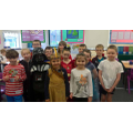 Class 8 - World Book Day