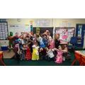 Class 10 - World Book Day