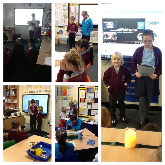 We visit class worship each term and say prayers