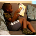 We received some lovely videos of children reading