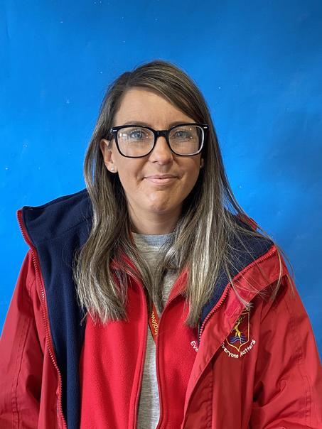 Miss Thomson- Teaching Assistant Apprentice