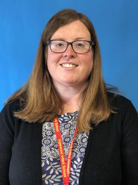 Miss Ivison- Higher Level Teaching Assistant