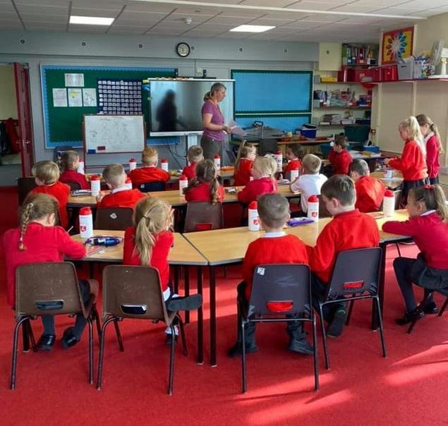 Rowan Class - Mrs Nanson