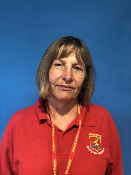 Mrs Thompson- Senior Teaching Assistant