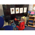 Learning our first set of sounds