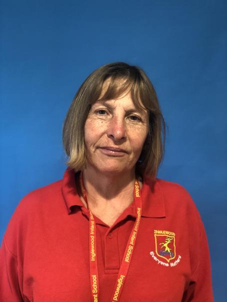 Mrs Thompson- Teaching Assistant