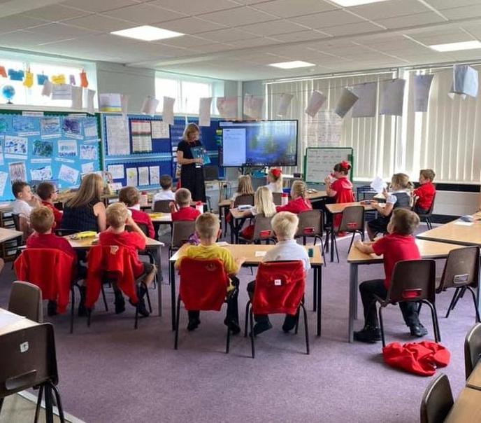 Beech Class - Mrs Penney & Mrs Fletcher
