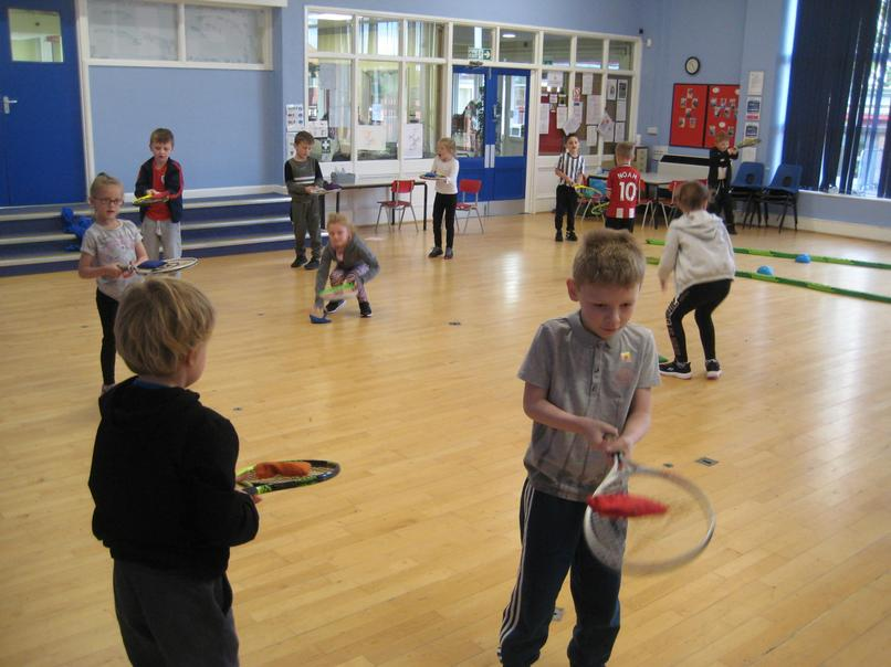 PE with Action Ants