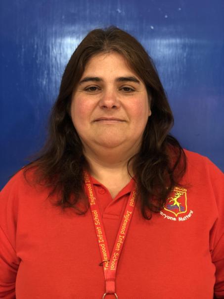 Mrs Taborda- Mid Day Supervisor
