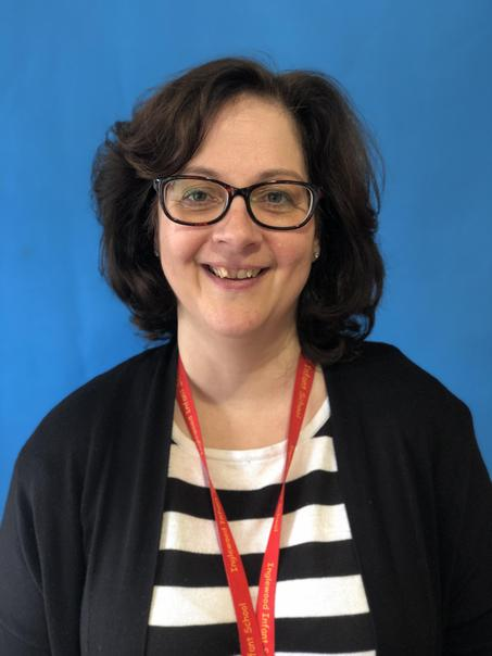 Mrs McClure- Senior Teaching Assistant