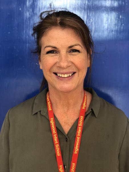 Mrs Armiger- Higher level Teaching Assistant