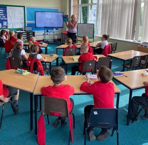 Willow Class - Mrs Bradshaw & Mrs Rawling