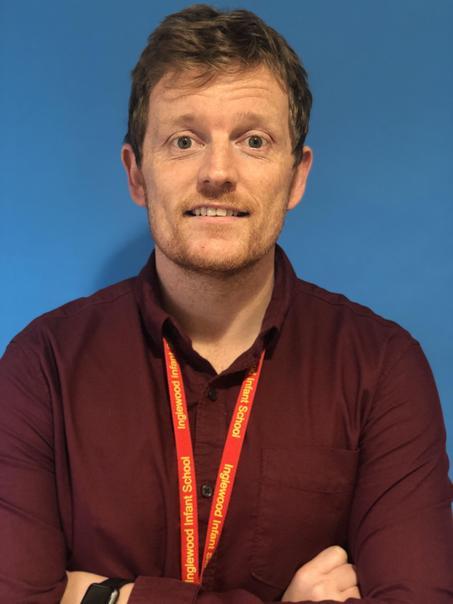 Mr Davis- Year 1 Teacher