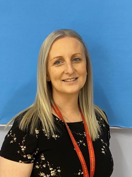 Mrs Usher- Teaching Assistant