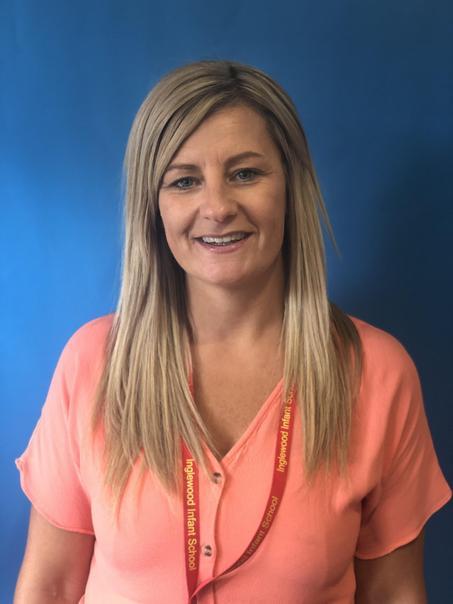 Mrs Anderson- Nursery Teacher