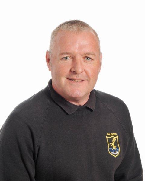 David Hopper - School Caretaker