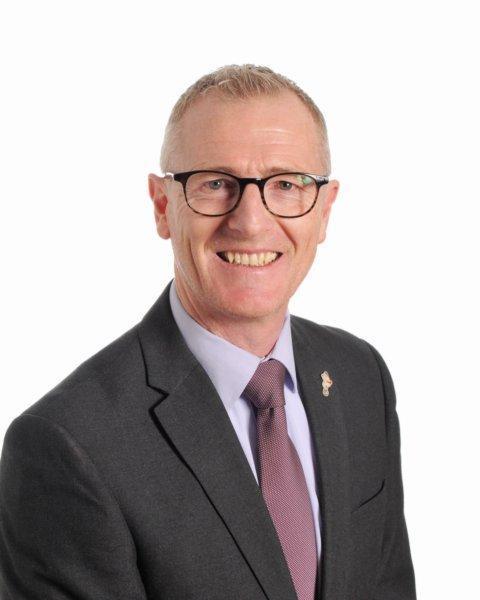 David Grimshaw - Headteacher